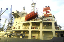 NAGATO REEFER lifeboat